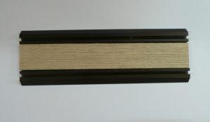 Направляющая нижняя для шкафа-купе вкладка шпон Казань