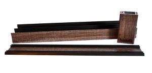 Окутка,тонировка,покраска в один цвет комплектующих для шкафа купе Казань