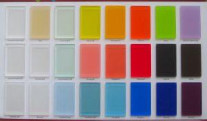 Акриловое стекло матовое для радиусных шкафов-купе и радиусных межкомнатных перегородок Казань