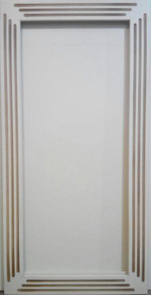 Рамочный фасад с фрезеровкой 2 категории сложности Казань
