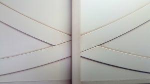 Вставка в дверь с накладками Казань