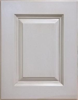 Рамочный фасад с филенкой, фрезеровкой 3 категории сложности Казань